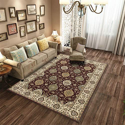 Home\'s Kinderteppich Spielen Teppich Babyteppich Leicht Zu Reinigende Teppiche Für Wohnzimmer Schlafzimmer rutschfest 140cmX200cm