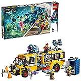 LEGO 70423 Hidden Side Spezialbus Geisterschreck 3000 Kinderspielzeug, Augmented Reality Funktionen - LEGO