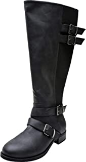 Best womens boots size 13 wide Reviews