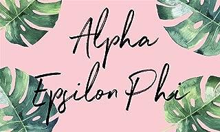 Best alpha epsilon phi flag Reviews