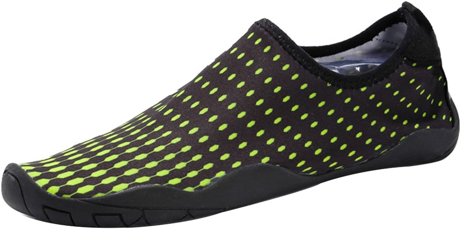 Kyle Walsh Pa Unisex Anti-Slip Multifunctional Water shoes Quick-Dry Slip-On Athletic shoes for Swim Surf Beach Pool Yoga Yellow