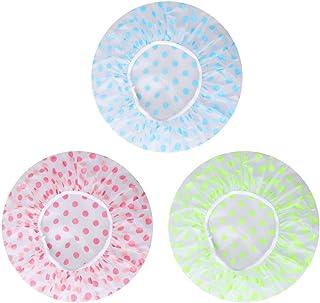SK RAYAN Shower Cap Bath Shower Cap ,Women Reusable Waterproof Women Shower Cap Girls Multiuse Shower Cap Adults Women Gir...