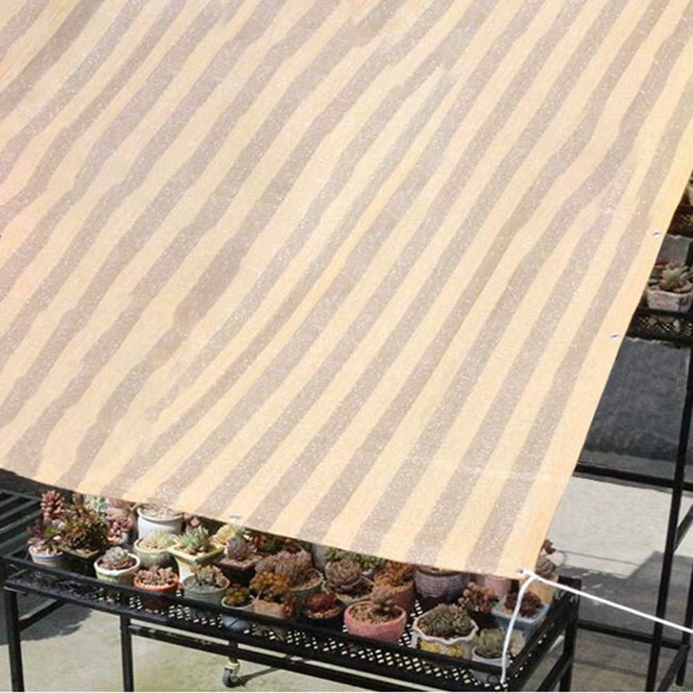 LLAAYY Telas para toldos Tela de Sombra, 92-96% Tela de Sombra Solar con Arandelas para Cubierta de pérgola Cubierta para Porche Cubierta para Porche 1 × 2.3m / 3.3 × 7.5ft Toldos: Amazon.es: Hogar