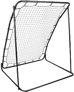 AYNEFY Filet de baseball filet de baseball pour entra/înement de baseball et de baseball 7 x 7 pouces avec filet de collecte de balle de baseball avec zone Bonus Strike