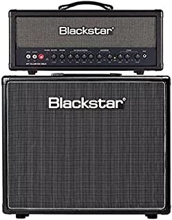 Blackstar HT Venue Series Club 50 MKII 50w Head Bundle w/Blackstar HT Venue Series 1x12 Speaker Cabinet 16 ohms 80w