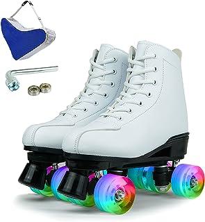 Details about  /Inline Roller Skating Boots Bag Ice Skating Hockey Skate Shoulder //Hand Blue