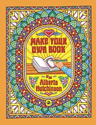 Make Your Own Book: 50 Elaborate Oval Frames for Coloring: 2