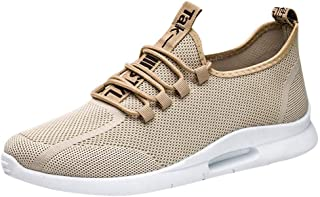 Men Sneakers Mesh Breathable Casual Students Flats Walking Running Sports Shoes