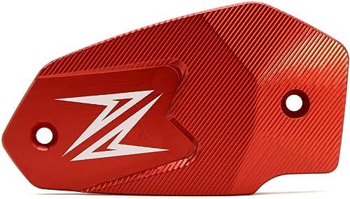 Moto Couvercle de Réservoir de Frein Avant Front Brake Fluid Reservoir Cap pour Kawasaki Z900 Z800 Z650 ER6N ER6F Ver...