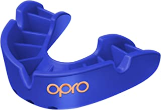Opro Unisex brons sport tandskydd