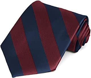 Best blue and bronze striped tie Reviews