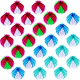 24 Pieces Pet Hair Remover Reusable Hair Dryer Ball Pet Washing Balls for Laundry Washing Machine Supplies (Color 1)