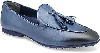 tresmode Men's Tassel Loafers Handcrafted in Europe