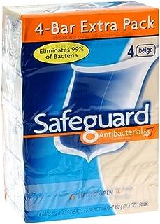 Safeguard **肥皂米色 16 盎司,4 条 3片装