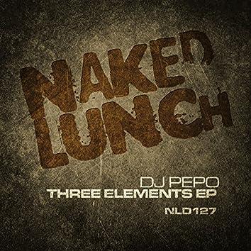 Three Elements EP