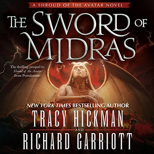 The Sword of Midras audiobook cover art
