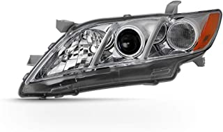 ACANII - For 2007 2008 2009 Toyota Camry LE CE XLE Factory OE Style Projector Headlight Headlamp Assembly Driver Side