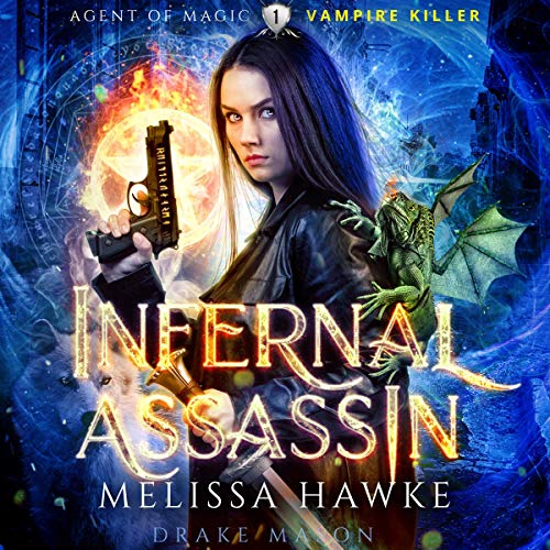 Infernal Assassin: Vampire Killer cover art