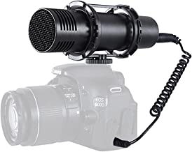 Movo VXR400 Professional Broadcast HD Condenser Stereo XY Capsule Microphone for DSLR Video Cameras