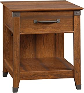 Sauder Carson Forge Smartcenter Side Table, L: 22.09