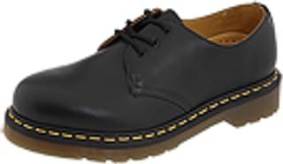 د. مارتينز - 1461 3-Eye Leather Oxford حذاء للرجال والنساء