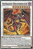 Yu-Gi-Oh! Rotdrachen Erzunterweltler - 1. Auflage - Deutsch -
