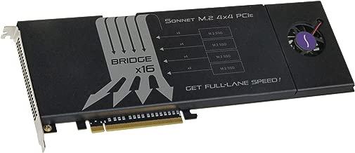 Sonnet SSD M.2 4x4 PCIe Card [Thunderbolt Compatible]