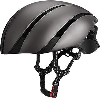 ROCK BROS Bike Helmets for Adults Men Women Cycling Helmet Aero Road Bike Bicycle Helmet