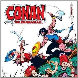 Conan the Barbarian: 2012 Wall Calendar by Conan Properties International LLC (2011-08-05)