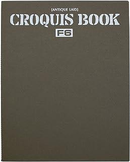 マルマン クロッキー アンチークレイド紙 F6 S216