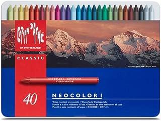 Caran dAche Neocolor Pastels (40 Colors) (7000.340)