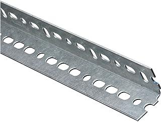 National Hardware - Ángulo ranurado en acero galvanizado N180-083