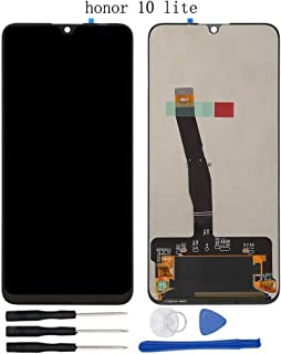 Assembly for Huawei Honor 10 Lite/Honor 10 Youth HRY-AL00 HRY-TL00 HRY-AL00a HRY-LX2 Replacement LCD Display Touch Screen Digitizer Black