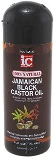 Fantasia Jamaican Black Castor Oil, 6 Ounce