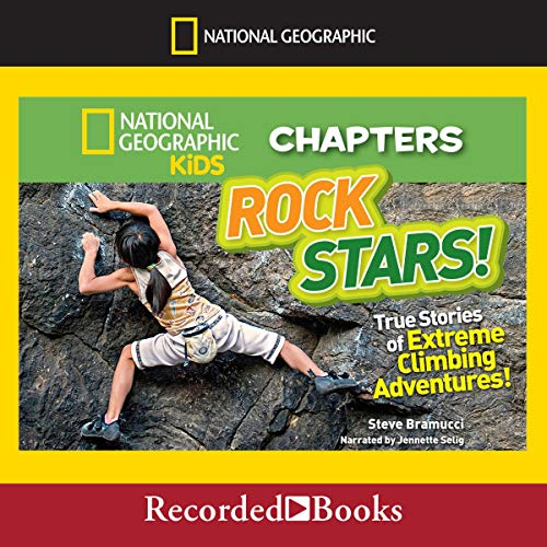 Rock Stars! audiobook cover art
