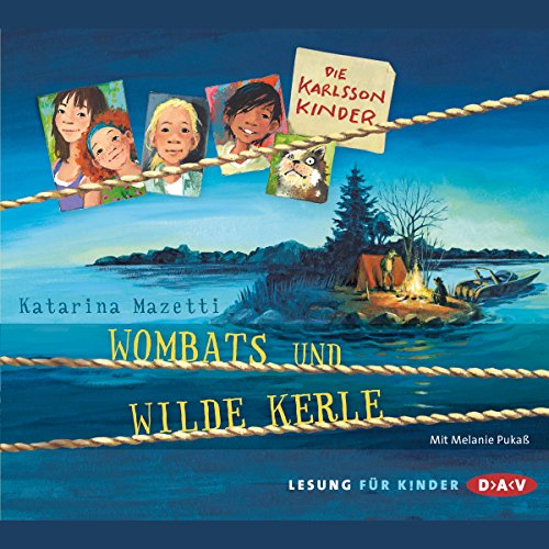 Wombats und wilde Kerle audiobook cover art