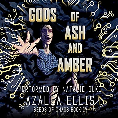 Gods of Ash and Amber Audiobook By Azalea Ellis cover art