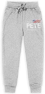 Yuanmeiju Pete Buttigie Boys Pantalones Deportivos,Pantalones Deportivos for Teens Boys Girls