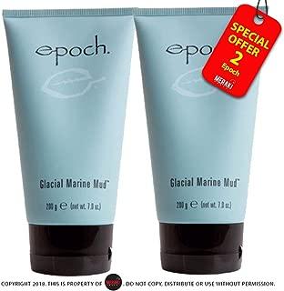 2 packs Epoch Glacial Marine Mud