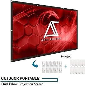 Explore retractable screens for projectors