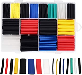 aeliussine 580pcs Heat Shrink Tubing Kit Shrink Wrap...