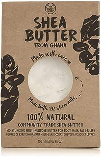 The Body Shop 100% Natural Shea Butter, 5 Fl Oz (Vegan)