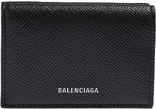 [バレンシアガ] BALENCIAGA 3つ折り 財布 ミニ財布 コインケース 558208 0OTG3 1090 ブラック [並行輸入品]