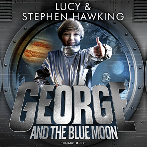 George and the Blue Moon cover art