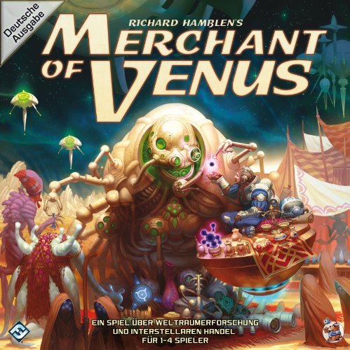 Asmodee HE474 - Merchant of Venus