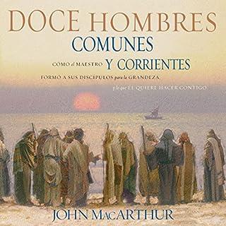 Doce Hombres Comunes y Corrientes [Twelve Ordinary Men] audiobook cover art