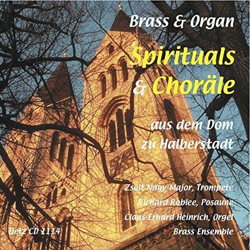 Brass & Organ - Spirituals und Choräle