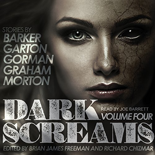 Dark Screams, Volume Four audiobook cover art