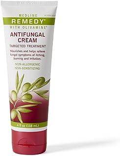 MSC094604 - Remedy Olivamine Antifungal Cream, White, 118.0 Ml