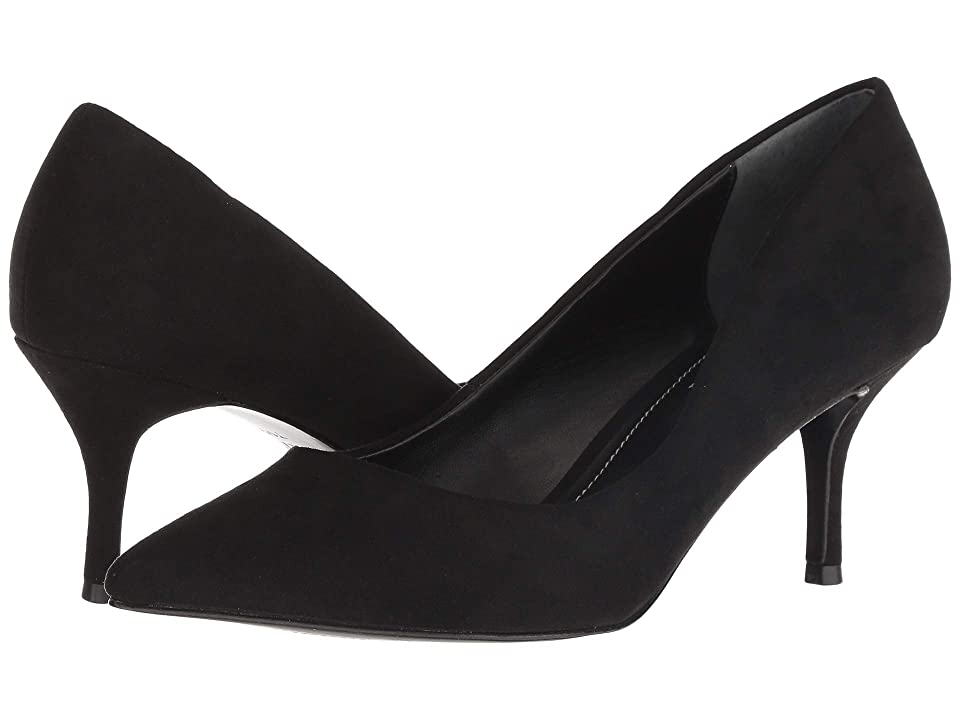 Charles by Charles David Angelica (Black Microsuede) Women